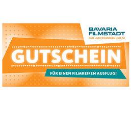 Geschenk Gutschein Erwachsener Bavaria Filmstadt