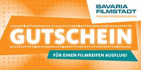 Geschenkgutschein Kinder Filmstadt Atelier Bavaria Filmstadt