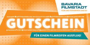 Geschenkgutschein Bavaria Filmstadt