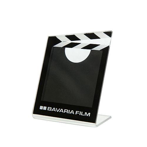 Bilderrahmen Filmklappe klein