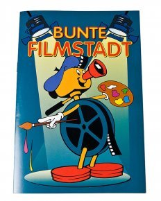 \'Bavaria Filmstadt / Rolli\' Malbuch