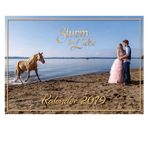 Sturm der Liebe Kalender 2018