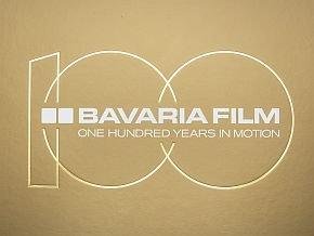 Buch \'100 Jahre Bavaria Film\'