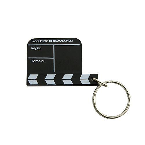Filmklappe Bavaria Film Schluesselanhaenger plastik