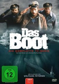 DVD Das Boot TV-Version