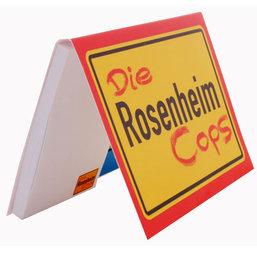 Die Rosenheim Cops Haftnotizblock