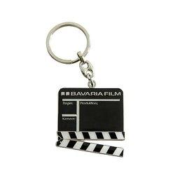 Filmklappe Bavaria Film Schluesselanhaenger metall