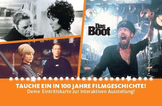 Jahreskarte Filmstadt Atelier 2019