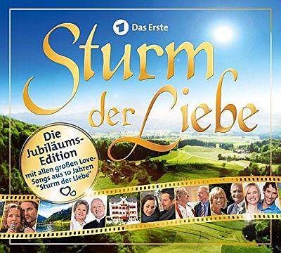 Sturm der Liebe Jubiläums-Editions CD