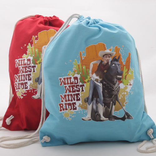 Wild West Mine Ride Sportbeutel