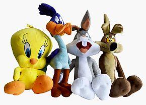 Looney Tunes Plüsch
