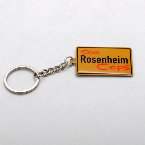 Die Rosenheim Cops Schlüsselanhänger