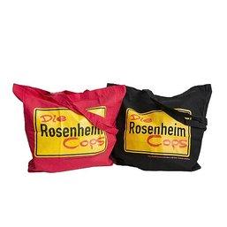 Die Rosenheim Cops Tasche rot und schwarz