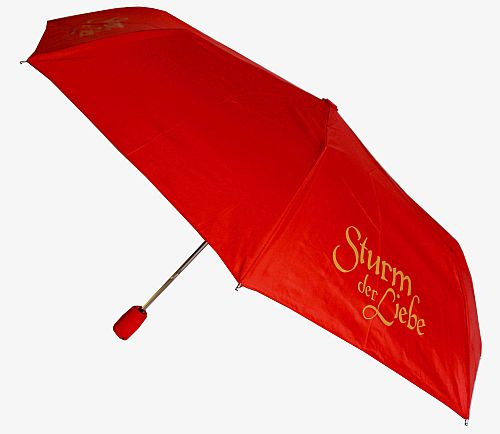 Sturm der Liebe Taschenregenschirm