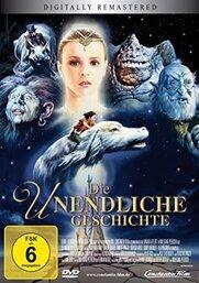 DVD Die unendliche Geschichte