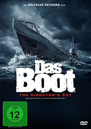 Das Boot - The Directors Cut DVD